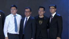 3X3黄金联赛与赞助商签约仪式