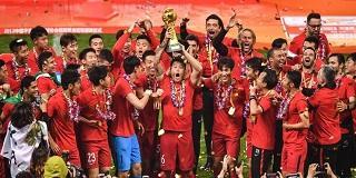 上港恒大体现沪穗竞争 中国体育支柱
