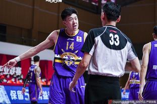 CBA第55轮:辽宁vs北控