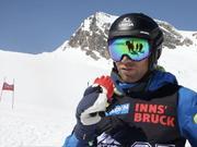 视频-奥地利传奇滑手体验新浪杯 戏称遇到生涯最大挑战