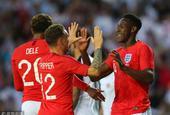 [热身赛]英格兰2-0哥斯达黎加