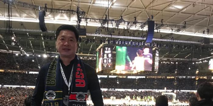 李春江现场观看美国输澳大利亚:很震撼!