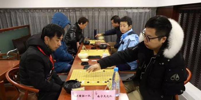 广西围棋联赛开始报名了 11月20日截止