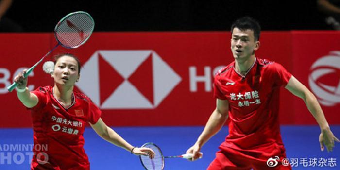 中国公开赛国羽成最大赢家 韩国赛伤病仍是困扰