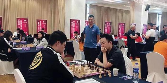 苦等二十余年 杭州本土的国象全国冠军终于来了