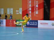 """对话中国室内五人制赛场""""新星"""":目标打进世界杯"""