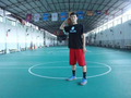 杭州站冠军前锋来头不小!昔日他是丁锦辉对手
