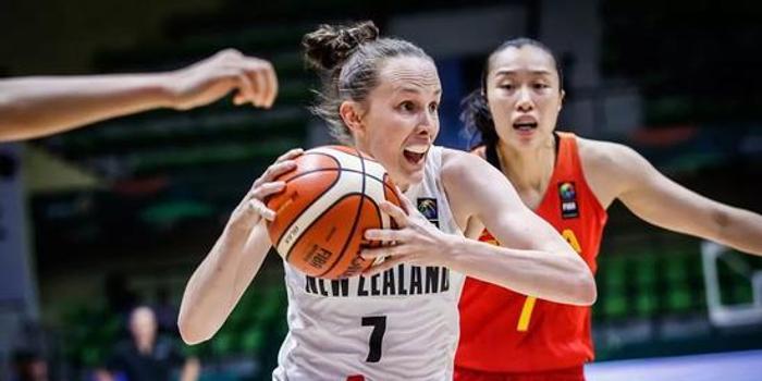 女籃亞洲杯 擊敗新西蘭,中國女籃迎開門紅
