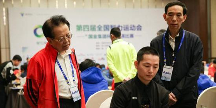 三位大学生摘智运会象棋首金 高校成象棋新力量