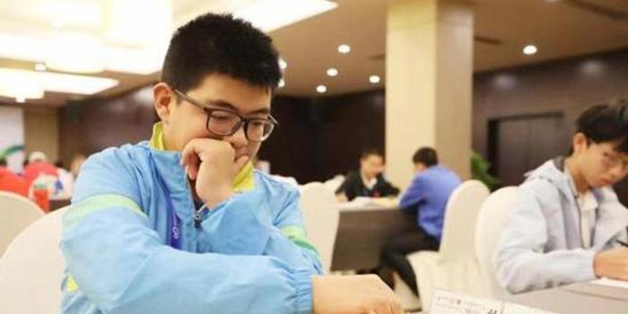 藏族象棋少年:格桑扎西的一小步 西藏的一大步