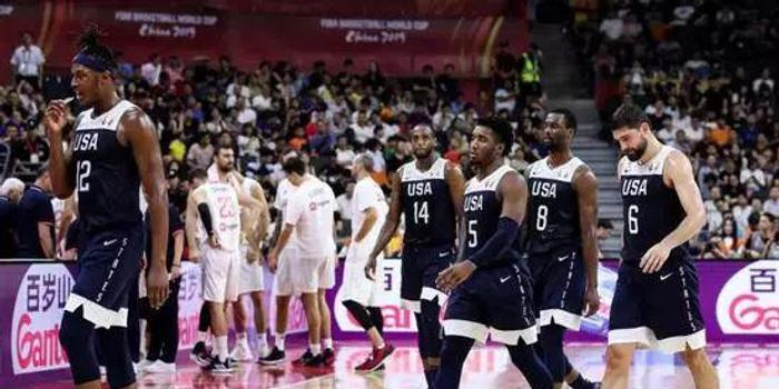美国男篮奥运会初选名单出炉!詹姆斯库里阿杜