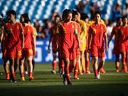 20年中国女足还是没有强者出线 流下的是空悲切的泪