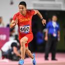 亞錦賽吳智強破10秒20大關 成中國現役第三人