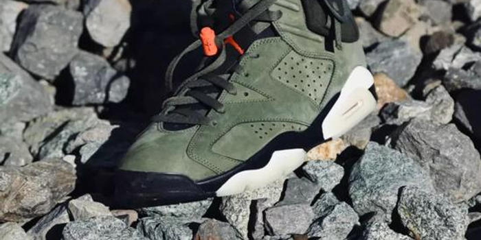 Travis Scott x Air Jordan 6,自穿还是倒卖