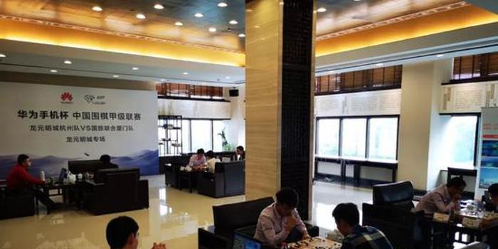 围甲半决赛首回合 龙元明城杭州2-2战平厦门