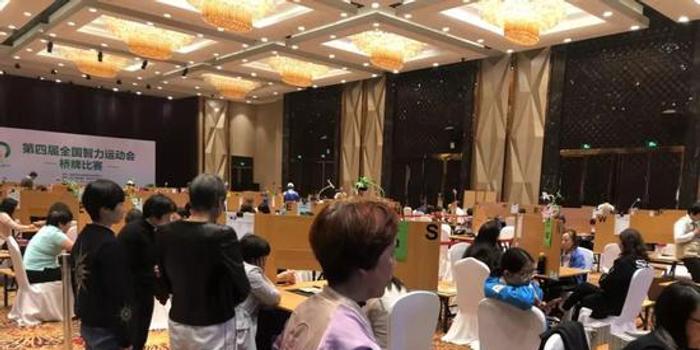 智运会普及推广活动:桥牌再次亲密接触江山百姓