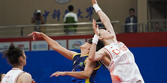 军运会三大球首金 八一女篮教练:捍卫荣誉最重要