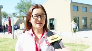 孟凡香:鼓励帆船运动