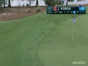 视频-LPGA总决赛第二轮集锦 朴城炫跃居三杆领先