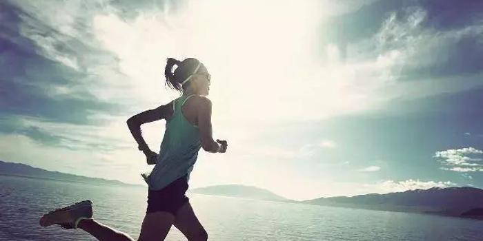 沒有堅持過跑步的人 永遠也體會不到那種充實感