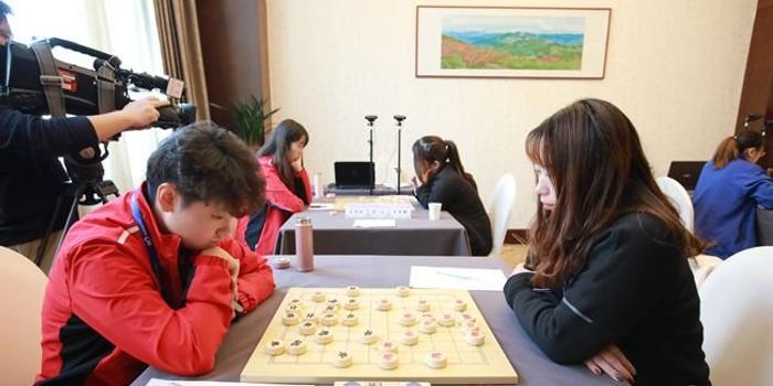 四智会衢江象棋赛区再出三金 河北获女团冠军