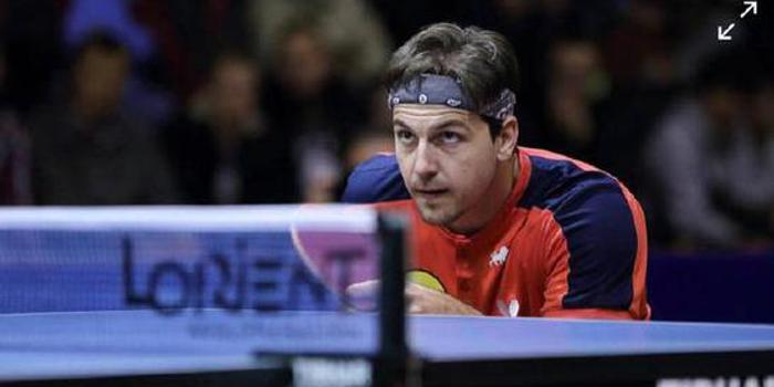 波尔:享受乒乓球乐趣 这是留在赛场最大动力