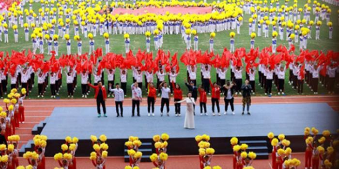 青岛(莱西)2019世界休闲体育大会闭幕式隆重举行