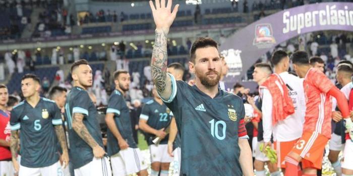 逗妹吐槽:巴西和阿根廷从来没有友谊赛