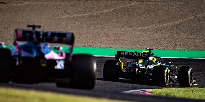 雷诺F1日本站成绩被取消 刹车违规系前雇员揭发
