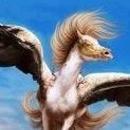海王波塞冬,蛇髮女妖美杜莎,飛馬珀伽索斯