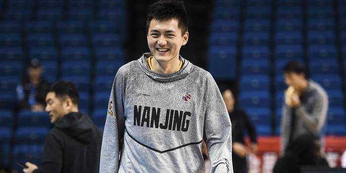 同曦男篮官宣:宋建骅新赛季将担任球队队长