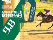 赛事战报 |「玉龙国际赛马公开赛2018」常规赛马日