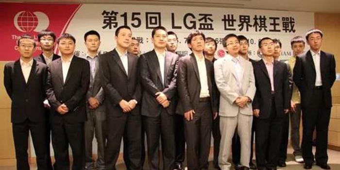 围棋史上的11月8日 中国再次包揽世界大赛四强