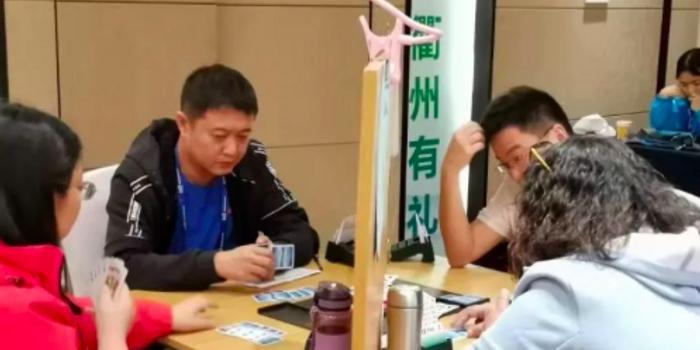四智会黑龙江桥牌混双夺得首枚奖牌 突破历史