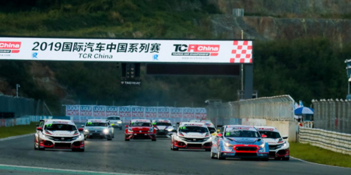 TCR China宁波站激战连连 Engstler夺冠