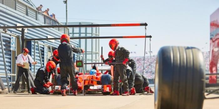 """F1 1000站登陆上海 听说观赛和""""看展""""更配哟"""