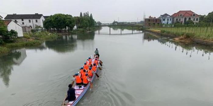特写|赛出生命的宽度 上海有支癌症康复者龙舟队