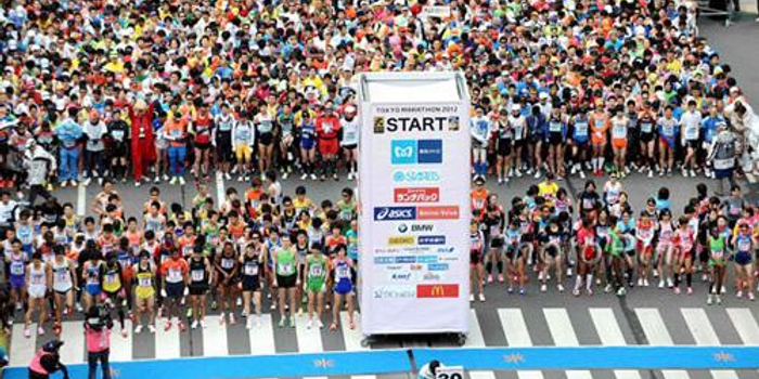 东京马拉松取消大众组比赛 仅保留200专业选手参赛