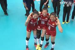 统计-世界杯收官战龚翔宇获得分王 中国拦网16-3