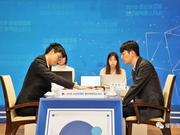 胡耀宇:安国铉突然出BUG了 黑141救了柯洁