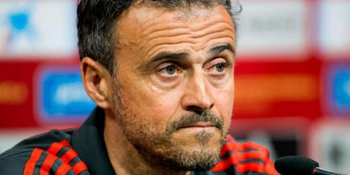 西班牙足协官宣:恩里克回归执教国家队