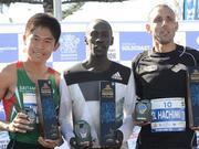川内优辉宣布参加黄金海岸马拉松 最近8年未缺席