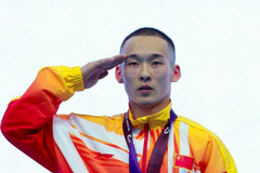 军运会中国包揽体操全部八金 肖若腾三金三银