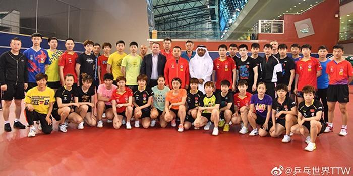 国乒29名队员海外备战 去年曾在美国集训有经验