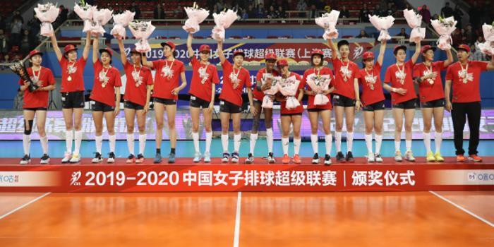 朱婷斩获第九个俱乐部冠军 中国女排吹响奥运号角