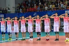 军运会中国男排3-1韩国夺冠 时隔12年夺队史第2冠