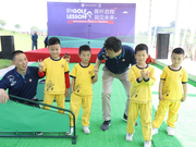 高球进校园 重庆市远恒佳学校开设高尔夫必修课