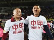 四川解散马明宇不绝望:大寒之后 就是中国足球立春