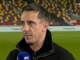 内维尔:曼联打强队就拉跨 索帅现在压力太大了