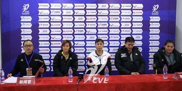 李岩龙:山东女排表现不错 年轻球员需要这样历练